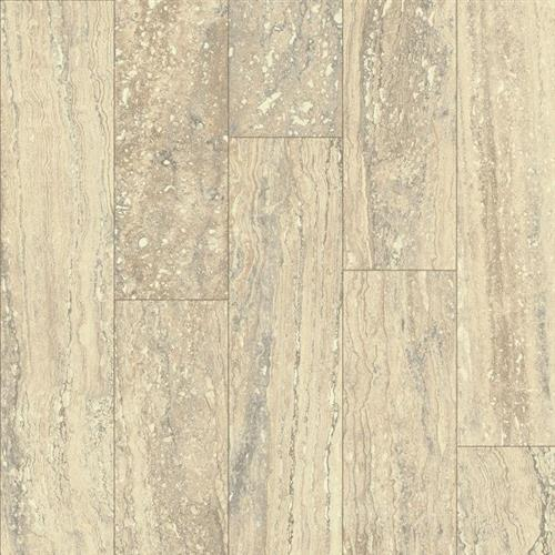 Cushionstep Premium Mineral Travertine - Almond Cream