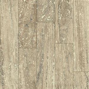 VinylSheetGoods CushionStepPremium G5042 MineralTravertine-BerlinBrown