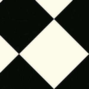VinylSheetGoods CushionStepGood G2356 Philmont-BlackWhite