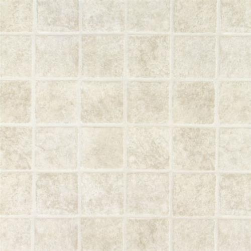 Memories - 12FT French Paver - White