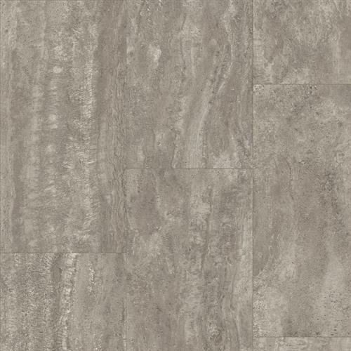 Station Square Vessa Travertine - Carbide Charm