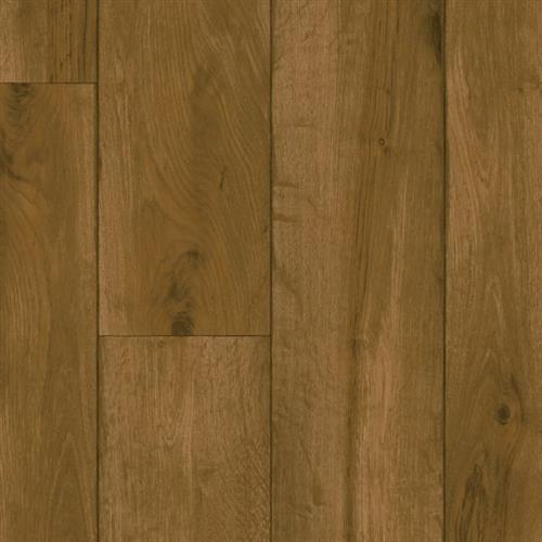 Flexstep Good Rustic Oak Timber - Chestnut Brown