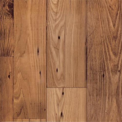 Station Square - 12FT Woodcrest - Dark Natural
