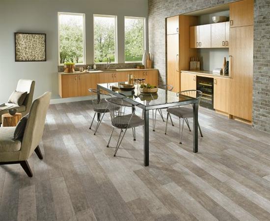 Vivero Best Glue Down Cinder Forest - Gray Allusion