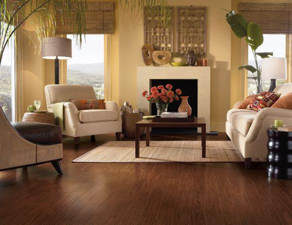 Natural Living Dark Walnut