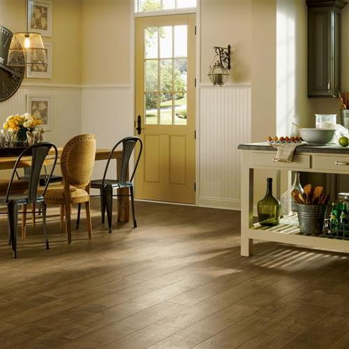 Pryzm Artisan Floorboard Rigid Core - Light Brown PC004