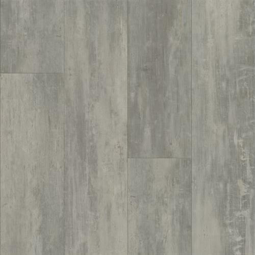 Luxe With Rigid Core in Concrete Structures   Soho Gray - Vinyl by Armstrong