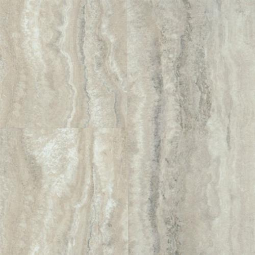 LUXE Plank With Rigid Core Piazza Travertine - Dovetail