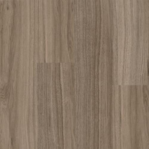 LUXE Plank With Rigid Core Empire Walnut - Flint Gray