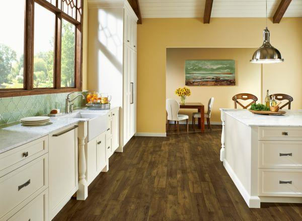 Lindale Farmhouse Plank - Rugged Brown