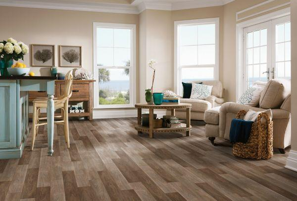 LUXE Plank With Rigid Core Castletown - Sweet Caramel