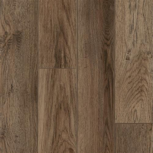 Rigid Core Essentials Tuckahoe Hickory - South Creek Brown A6105
