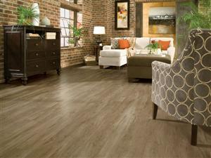 LuxuryVinyl LUXE Plank Best Barnyard Gray  thumbnail #2
