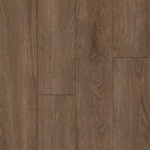 A close-up (swatch) photo of the Smithville Oak   Mocha Taste flooring product