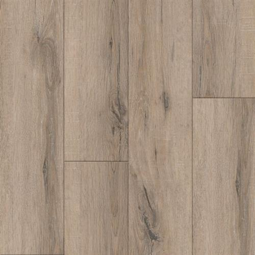 A close-up (swatch) photo of the Society Oak   Neutral Ground flooring product