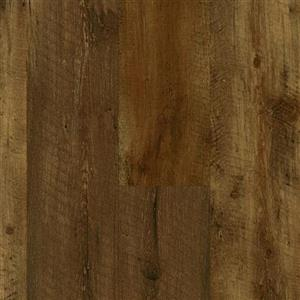 WaterproofFlooring LUXEPlankwithFasTakInstall A6715 FarmhousePlank-RuggedBrown