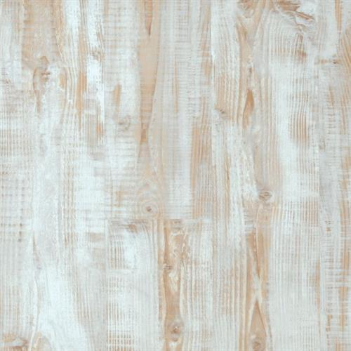 Painted Pine - Whitewashed