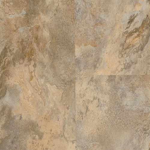 A close-up (swatch) photo of the Lexington Slate   Sahara Beige flooring product