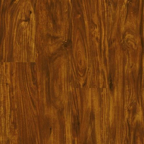LUXE Plank With Rigid Core Acacia - Cinnabar