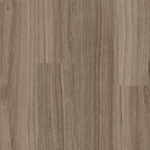 LUXE Plank With Rigid Core Empire Walnut - Flint Gray