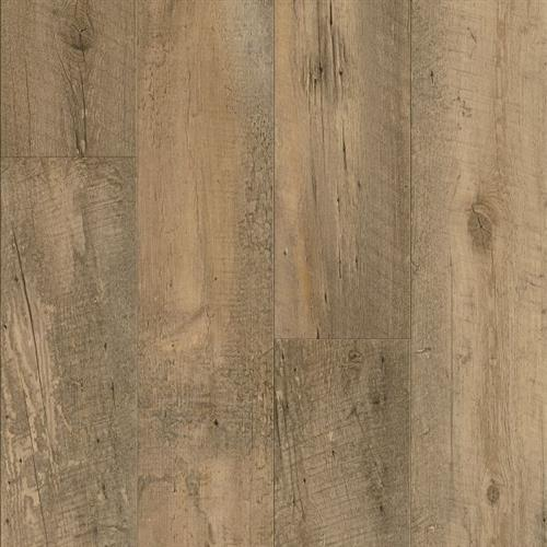 Luxe With Rigid Core in Farmhouse Plank   Natural - Vinyl by Armstrong