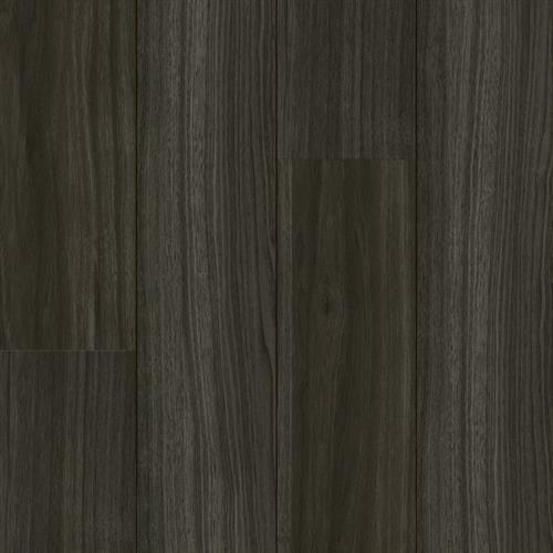 A close-up (swatch) photo of the Empire Walnut   Raven flooring product