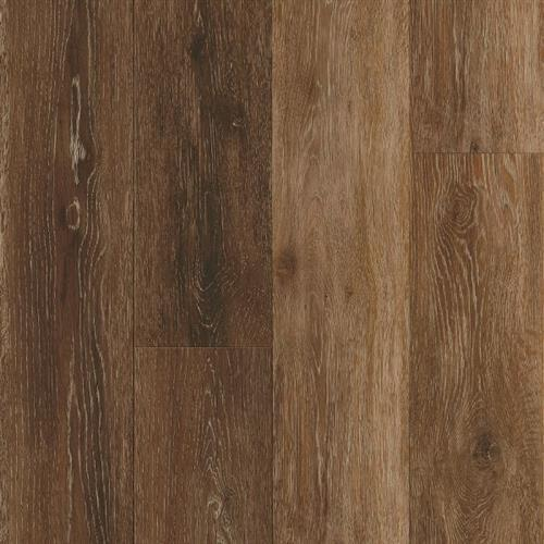 A close-up (swatch) photo of the Primitive Forest   Crimson Ash flooring product
