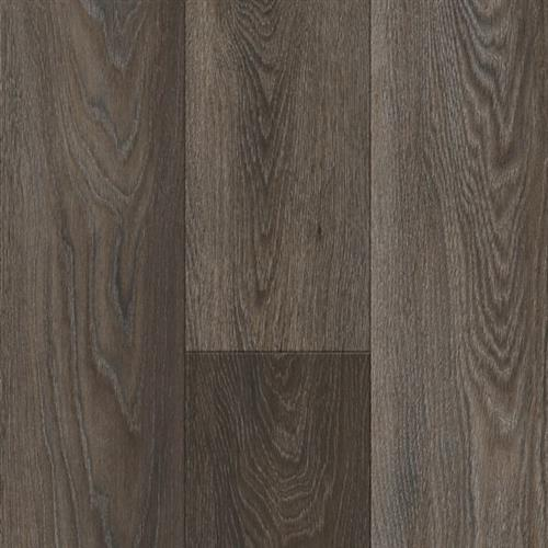 LUXE Plank With Rigid Core Castletown - Carbonized Gray