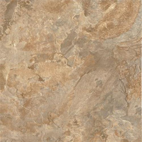Alterna in Mesa Stone   Terracotta/clay - Vinyl by Armstrong