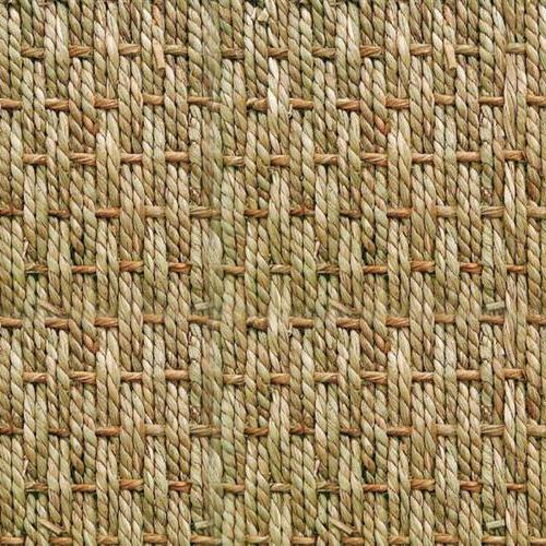 Basketweave Straw Seagrass 1815