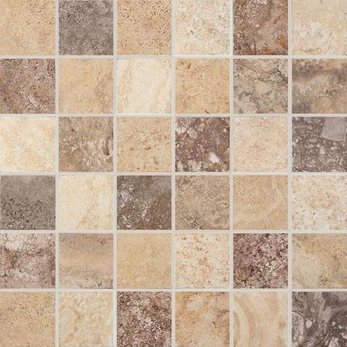 Tuscany Mix - 12X12 Mosaic 1722