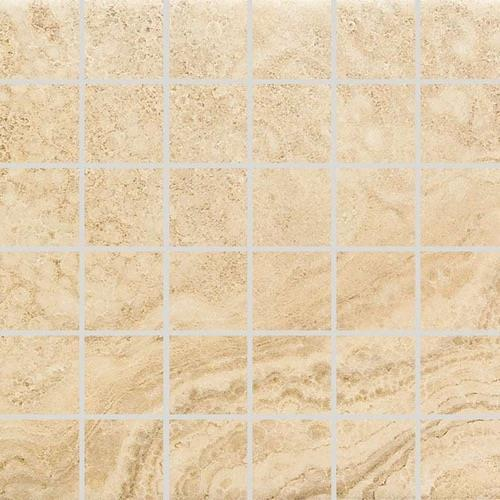 Tuscany Bone - 12X12 Mosaic 1726