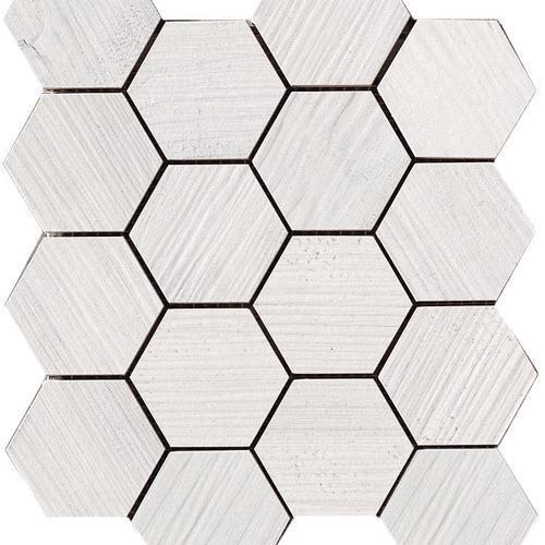 Tulip White - 10X12 Hex 4130
