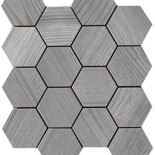 Tulip Platinum - 10X12 Hex 4131
