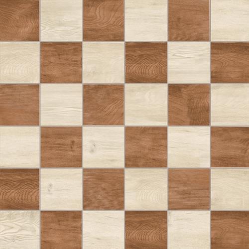 Eleganza Coral Almond Mix - 12X12 Mosaic 2817U