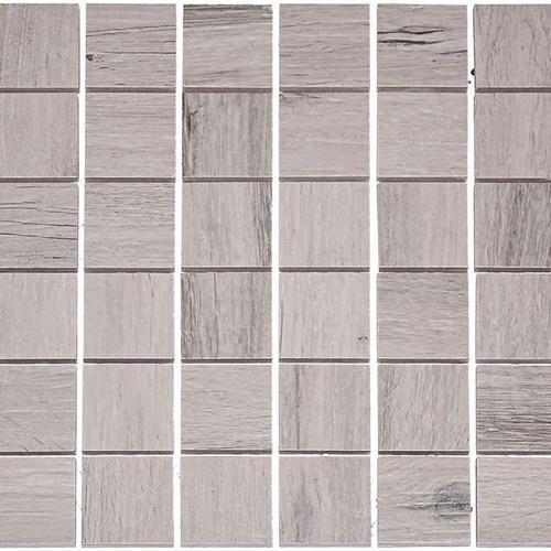 Real Wood Pino - 12X12 Mosaic 2801F