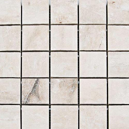 Pearl Almond - 12X12 Mosaic 1642