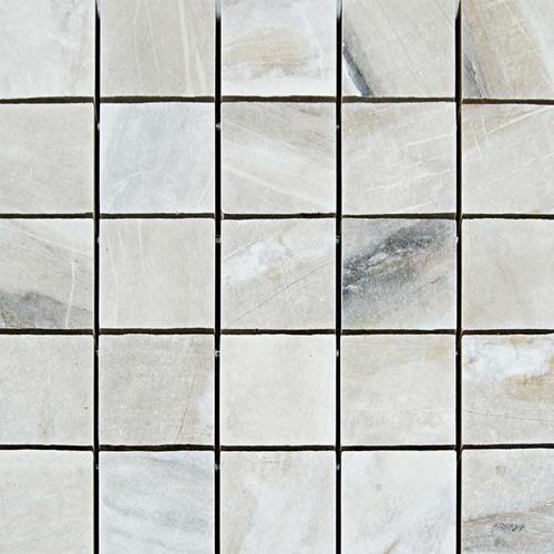 Pearl Silver - 12X12 Mosaic 1643