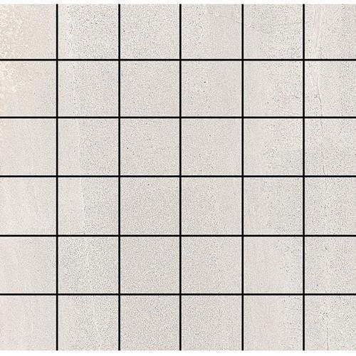 Eco Stone Bianco White - 12X12 Mosaic 7980