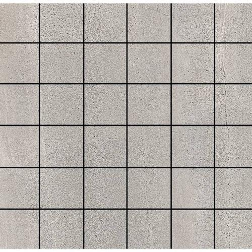 Eco Stone Grigio Lt Grey - 12X12 Mosaic 7981