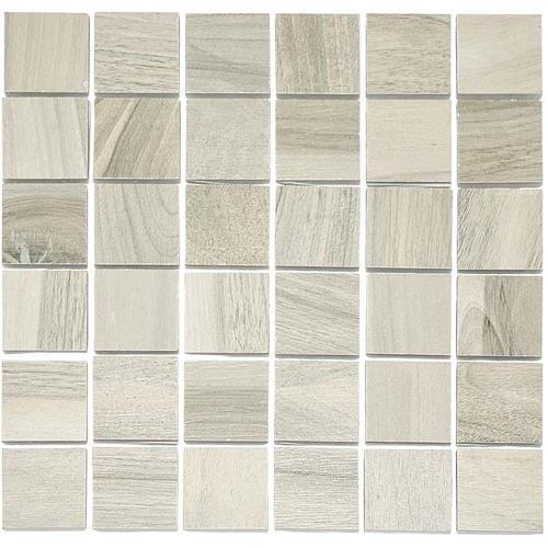 Kauri Polished Catlins Tan - 12X12 Mosaic 4802