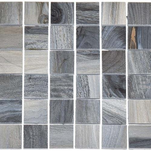 Kauri Polished Tasman Blue - 12X12 Mosaic 4804