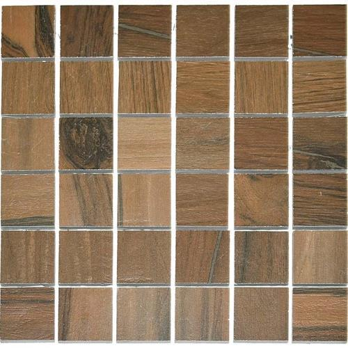 Kauri Polished Kaimai Brown - 12X12 Mosaic 4805