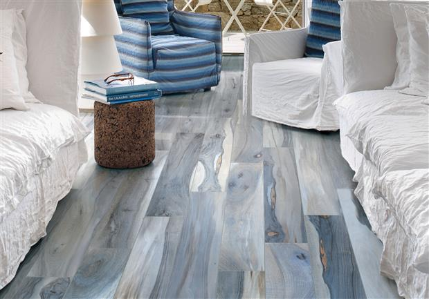 Kauri Polished Tasman Blue - Rectified