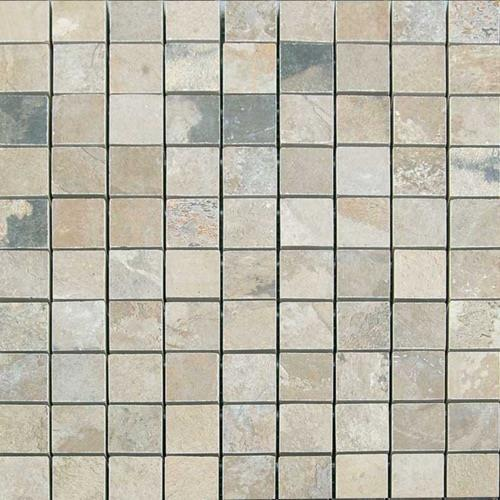 Natural Slate Autumn - 12X12 Mosaic 4481