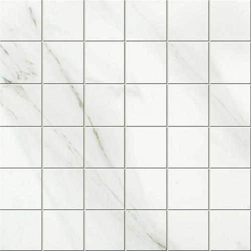 Calacata Classico - 12X12 Mosaic 6704