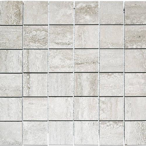 Eterna Gris Grey - 12X12 Mosaic 4198