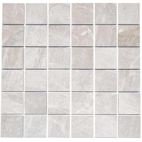 Mainstone Ice Frost - 12X12 Mosaic 2560