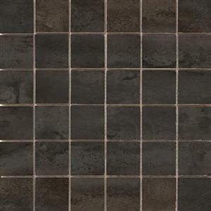 CeramicPorcelainTile Acero 7218-C Black-Mosaic