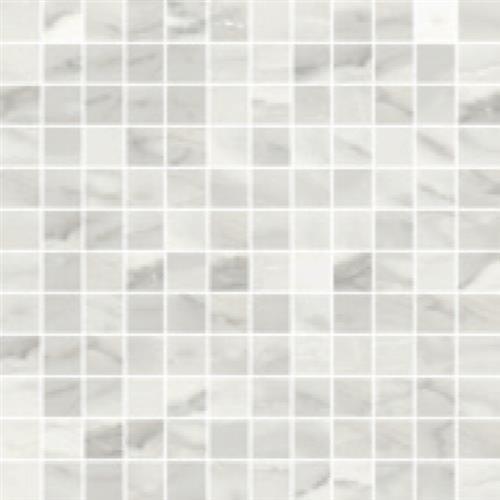 Bardiglio Bianco Polished - Mosaic